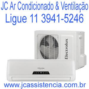 Assistência Técnica Ar Condicionado Electrolux