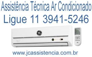 Assistência Técnica Ar Condicionado GE